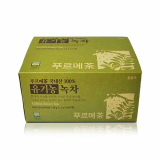 KOREA Organic Green Tea