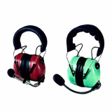 Aviation Headset _Fold_up Style_
