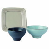 Pine Clay _Tableware Set for One_