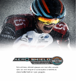 Aero Shield _ Protecting your eyes _ Glasses_ sport goggles