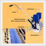 Multipurpose Rotary Type Pointed Seeder ASR-2