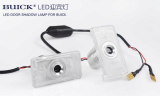 LED Door Shadow Lights for BUICK(Plug & Play)