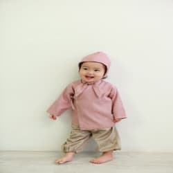 BABY JACKETS  KOREA TRADITIONAL _ NATURAL DYE