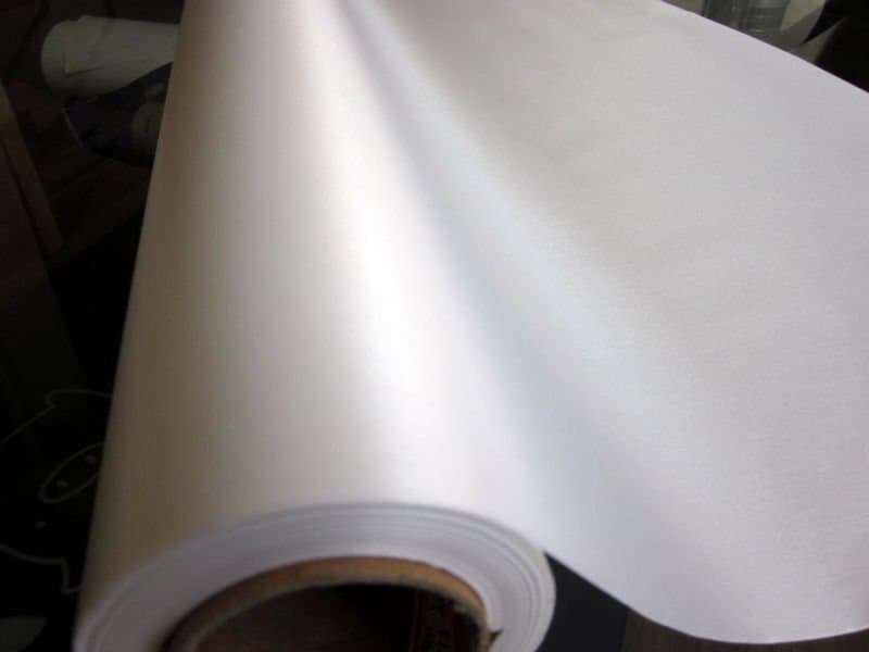 High Glossy Matte Cold Lamination Film Price Soft Pvc Film