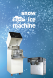 Snow maker machine_ snow ice flake machine_ bingsu machine