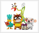Titipngpang Rescue -Paper Characters-