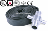 PVC High temperature resistant durable fire hose china price