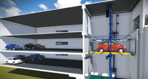 Hbc Enc Auto Parking System Car Lift System Tradekorea