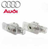 LED Car Plug & PalyDoor Laser Light for Audi