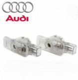 LED Car Plug & PalyDoor Laser Light for Audi