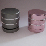 Perfume bottle caps aluminum cap 15mm