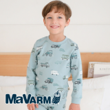 MAVARM Kids clothes_Blue Motor Lorry