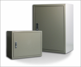 Steel (Metal) enclosures for electrical equipments.