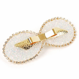 Spardy hair barrette / hair accessory
