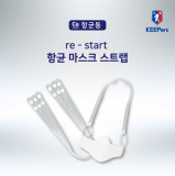 re_start Antibacterial mask strap