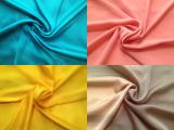 Polyester Chiffon Fabric for Lady dress, skirt, shirt, pajamas, scarf, evening dress