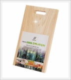 A Nature-containing Cutting Board