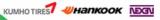 Genuine auto tires for HANKOOK, KUMHO, NEXEN