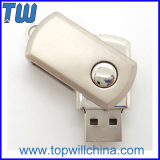 Mini Twister Key Chain Free Pen Drives with Free Laser Logo