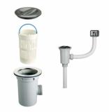 Kitchen sink drain - Small size drain PU-003