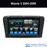 In Dash Gps Navigation for Car_OEM Manufacturer Mazda 3 2017