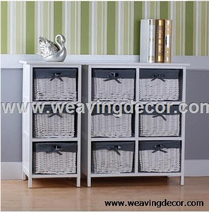 Living Room Furniture Wooden Storage Cabinet Tradekorea