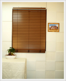 Wood Blinds, Shades & Shutters