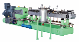 Twin Screw Extruder- Pilot- Mega Volume-