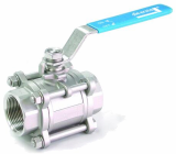 Standard Type 3_Piece Full Port Ball Valve