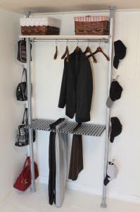 Diy Versatile Garment Rack From Rackdiy B2b Marketplace