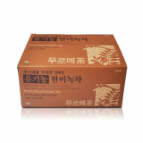 KOREA Organic Brown Rice and Green Tea