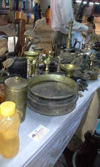 antique house hold items