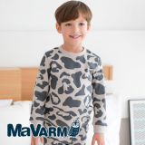 MAVARM Kids clothes_Grey Milk Bear