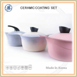 Die Casting Aluminum Ceramic Coating Cookware