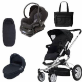 Quinny Buzz 4 Pram Collection Set With Pack 14