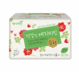 YEJIMIIN MILD HERBAL SCENT COTTON TOUCH SANITARY PAD