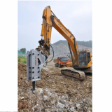 Hydraulic Breaker Side Type AS-1250M