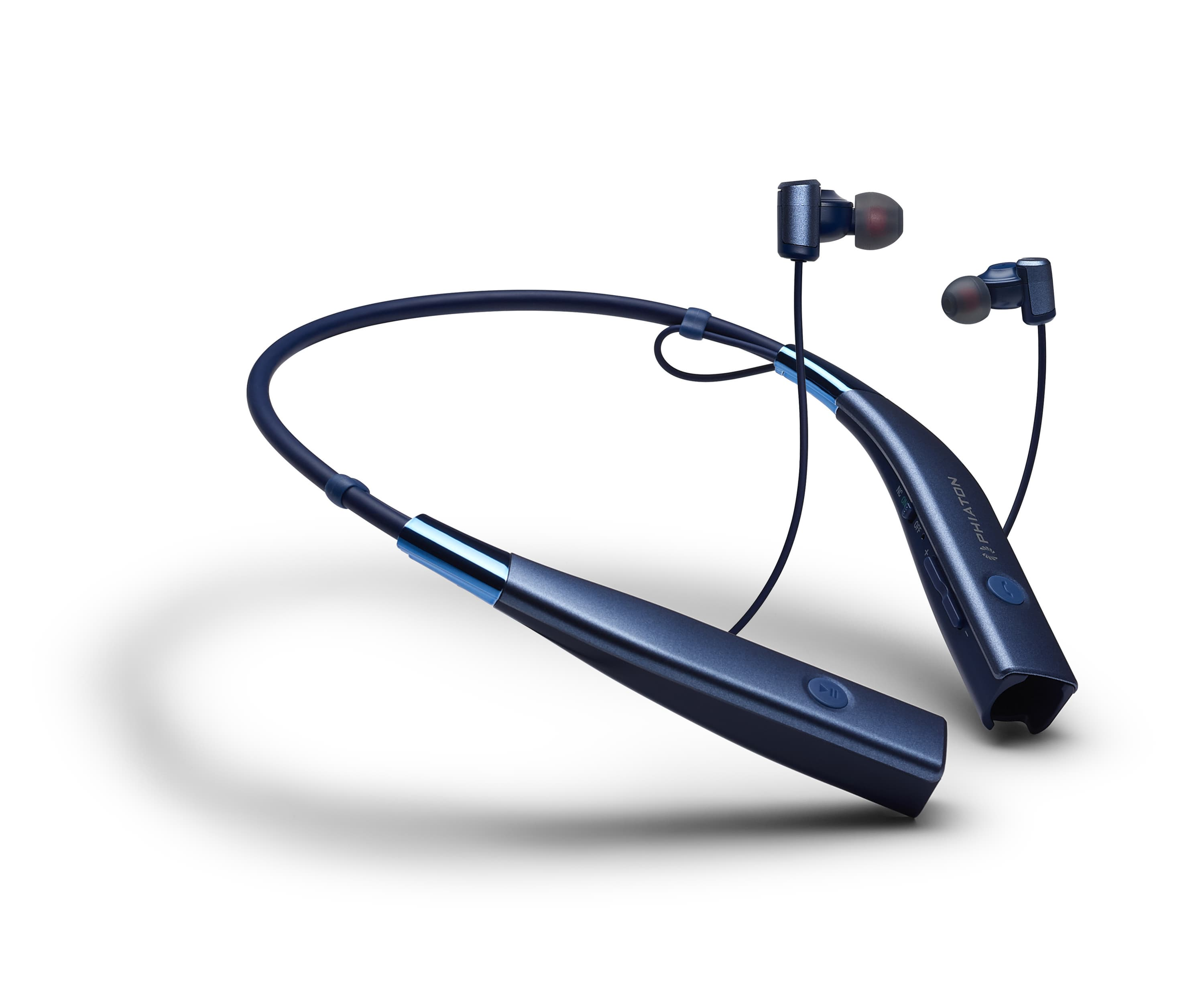 WIRELESS ACTIVE NOISE CANCELLING EARPHONES _BT 100 NC_