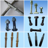 Special bolts/ U bolts/ Anchor bolts/ Foundation bolts/ Rod bolts/ Curved bolts/ Tunnel bolts