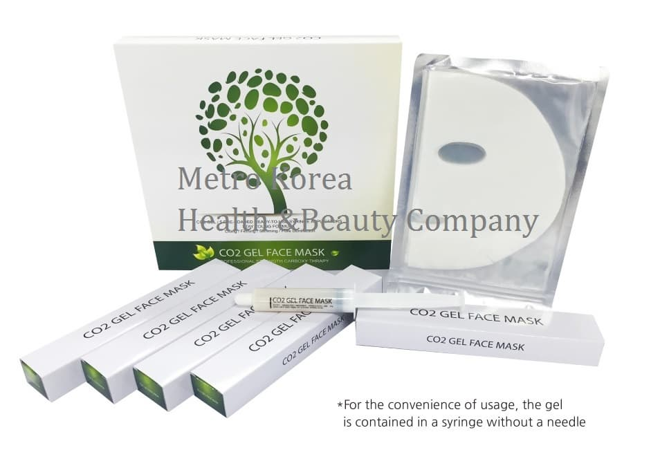 Co2 gel  mask for Anti-Wrinkle_ Moisturizer