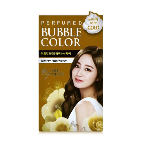_LG H _ H_ Hairdye Brand Elastine_Perfumed Bubble Color_