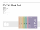 7 kinds of Poiyan Mask Packs