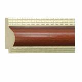 polystyrene picture frame moulding - 610 Burgundy