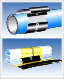 Three Layer Shrink Sleeve with Epoxy Primer HS-3401