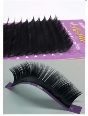 korean false Silk Eyelash Extension