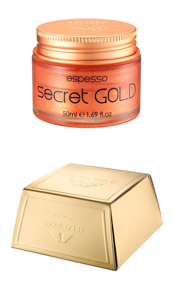 Espesso secret gold