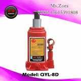 8 ton hydraulic bottle jack auto tools equipment garage tool