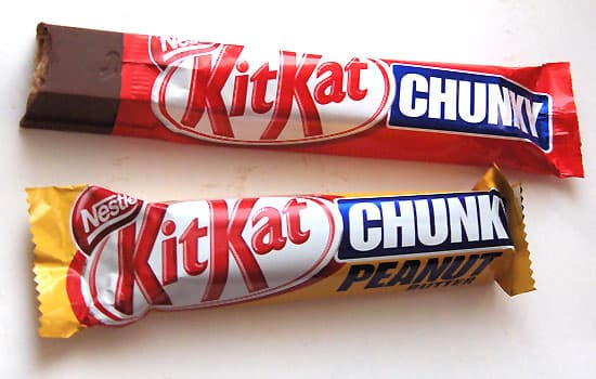 Lion 42g_ Bounty Bar 57g_ Kit Kat Chunky 40g