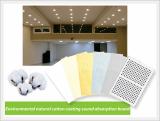 Environmental Natural Cotton Coating Sound Absorption Board