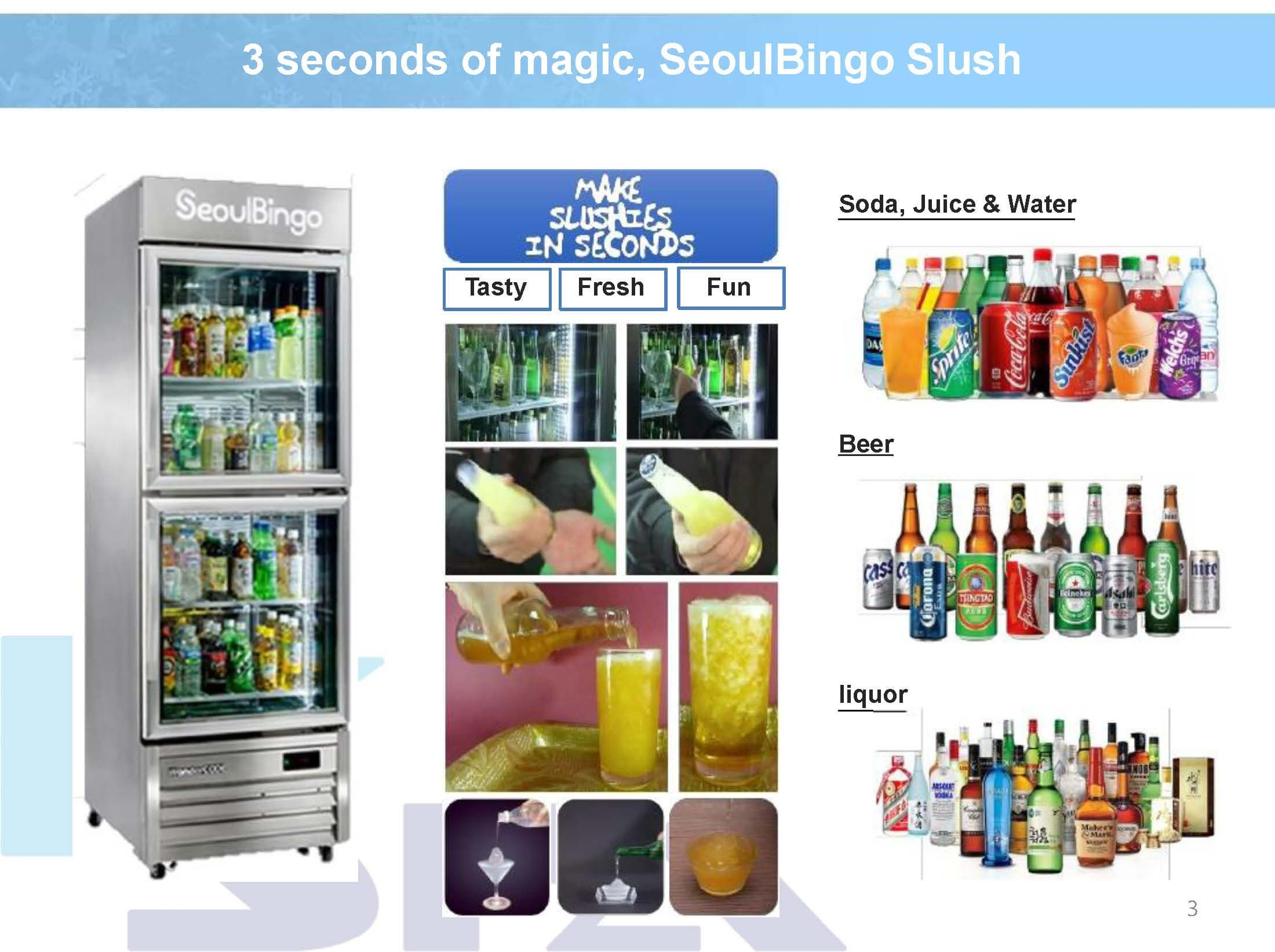 SeoulBingo_ WonderCOOL_ Commercial Refrigerator_  Fridges